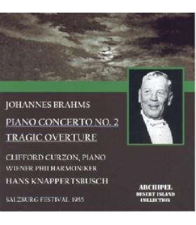 Ouverture Tragique & Concerto N°2