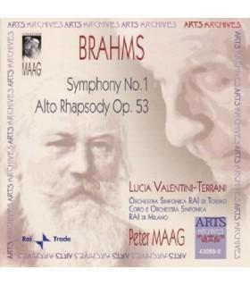 Symphonie N°1 & Alto Rhapsody Op.53