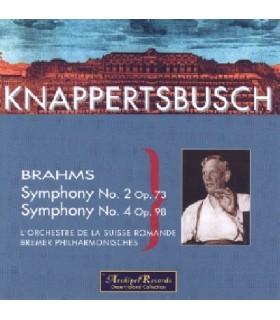 Symphonies N°2 & 4