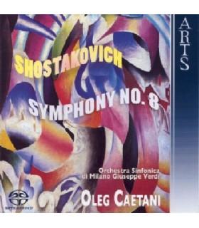 Symphonie N°8 en do mineur Op.65