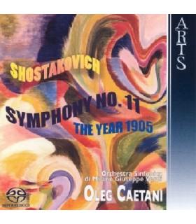 Symphonie N°11 en sol mineur Op.103,1905