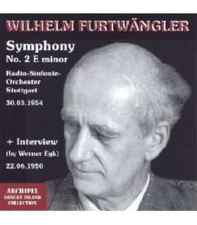 Symphonie N°2 en mi mineur