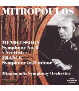 """Symphonie N°3 Op.56 """"Écossaise"""""""