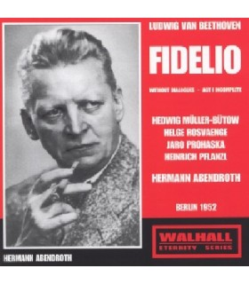 FIDELIO - H. Abendroth, 1952