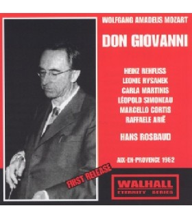 DON GIOVANNI - H. Rosbaud