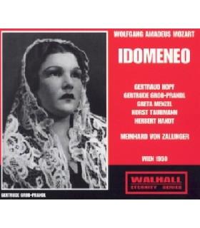 IDOMÉNÉE - M. v Zallinger, 1950