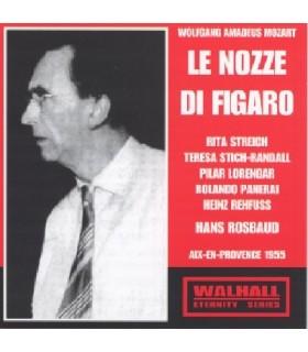 LES NOCES DE FIGARO - Rosbaud, 1955