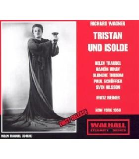TRISTAN ET ISOLDE - Reiner, 1950