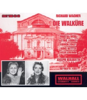 LA WALKYRIE (Die Walküre) - J. Keilberth, 1955