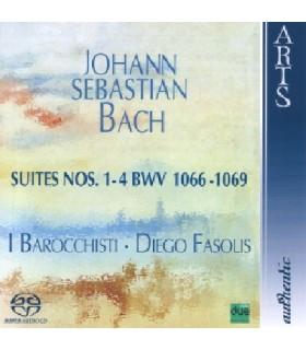Suites N°1 à 4 pour orchestre