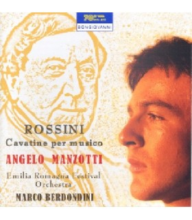 """ROSSINI """"Cavatine per musico"""
