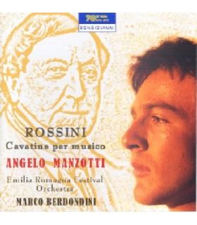 """""""ROSSINI """"""""Cavatine per musico"""""""