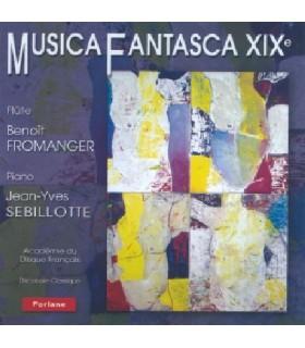 MUSICA FANTASCA XIXe