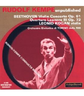 Concerto pour violon Op.58