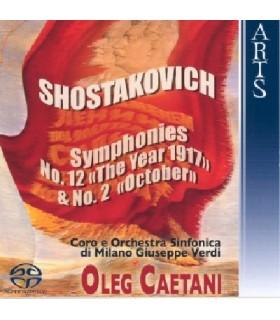 Symphonies N°12 & 2
