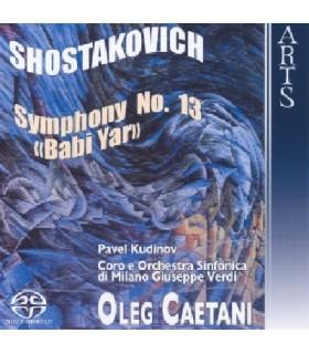 Symphonie N°13