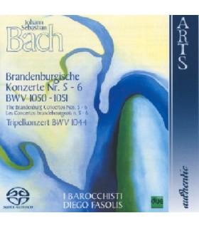 Concertos Brandebourgeois N°5 & 6