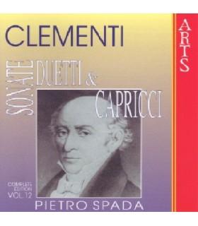 Sonates, Duetti & Capricci - Vol.12