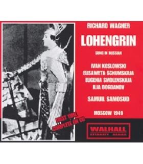 LOHENGRIN - Chanté en Russe, Samossoud, 1959