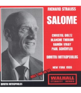 SALOME - D. Mitropoulos, 1955