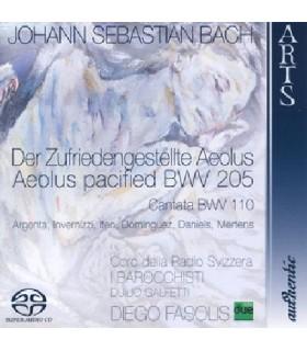 Cantates BWV 205 & 110