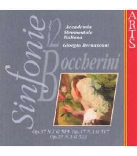 Symphonies Op.21 & 37 - Vol.2