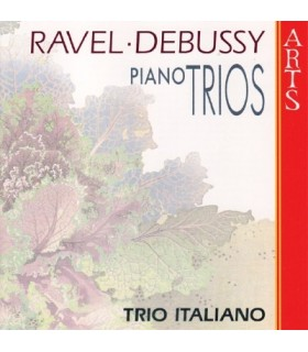 Trio pour piano et cordes en la mineur