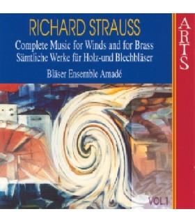 Musiques pour Ensemble à vents et cuivres - Vol.1