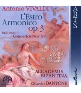 L'Estro Armonico Op.3 - Vol.1