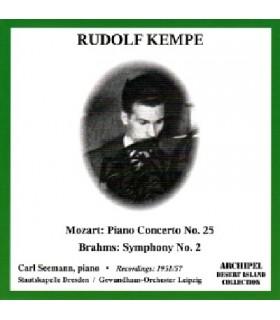 Concerto pour Piano N°25 en Do Majeur KV 503
