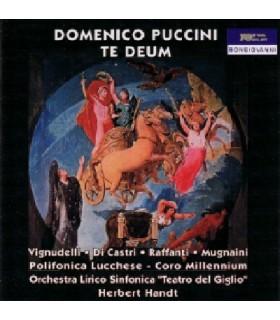 Te Deum pour Soliste, chœur et orchestre