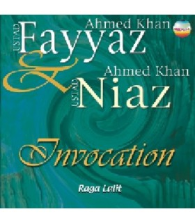 Ustad Niaz Ahmed KHAN Invocation