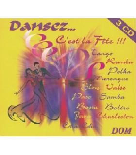 C'est la Fête !!! - Coffret 3 CD
