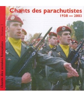Chants des Parachutistes