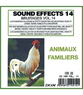 Animaux familliers