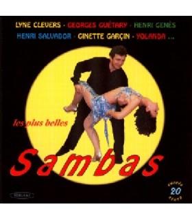 Les plus belles Sambas chantées