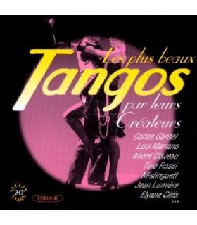 Les plus beaux Tangos chantés