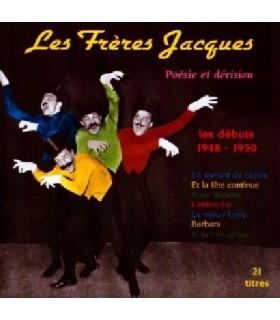 Poesie et dérision / Débuts 1948 - 1950
