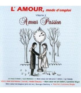 MODE D'EMPLOI Vol. 3