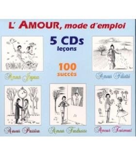 MODE D'EMPLOI / COFFRET