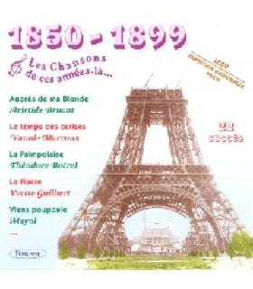 CES ANNEES LA : 1850 - 1899