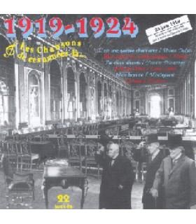 CES ANNEES LA : 1919 - 1924