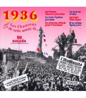 CETTE ANNEE LA : 1936