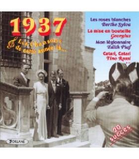 CETTE ANNEE LA : 1937