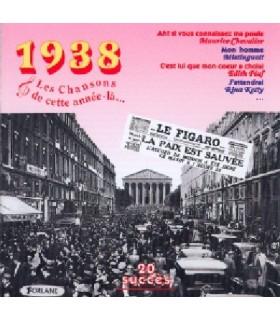 CETTE ANNEE LA : 1938