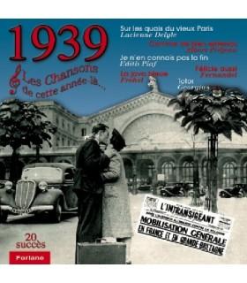 CETTE ANNEE LA : 1939