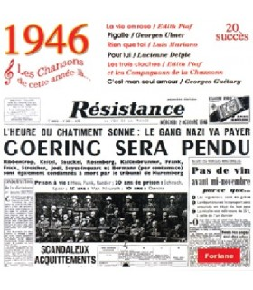 CETTE ANNEE LA : 1946