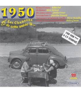 CETTE ANNEE LA : 1950