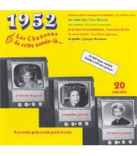 CETTE ANNEE LA : 1952