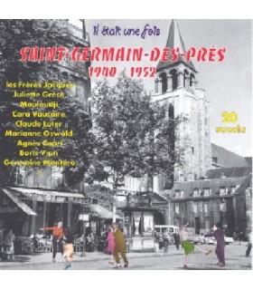 ST GERMAIN DES PRES 1940 - 1952